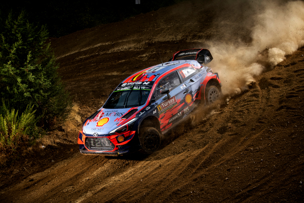 Thierry Neuville. Pht. Red Bull Content Pool