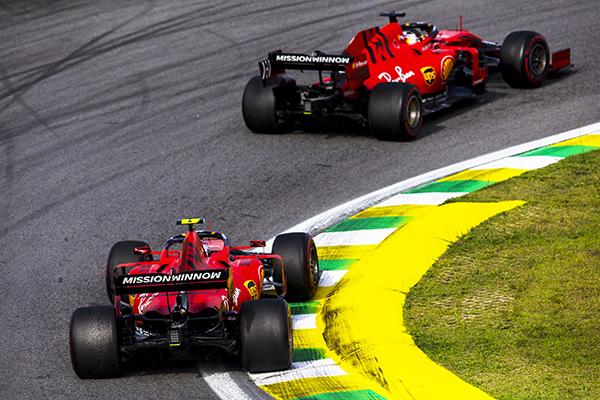 La bérézina chez Ferrari