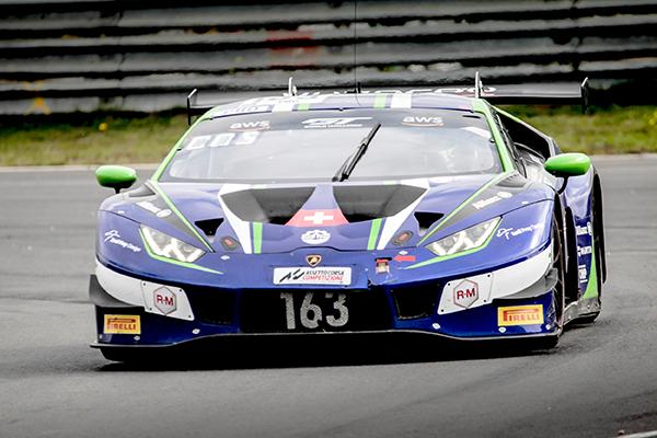 Giacomo Altoe, Albert Costa, Emil Frey Racing, Lamborghini Huracan GT3 Evo